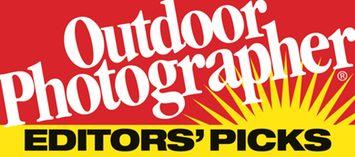 Outdoor Photographer Editors Pick Award