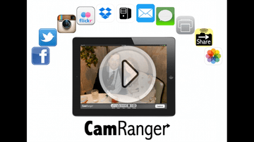 CamRanger Social Media Video for iOS and Android Devices