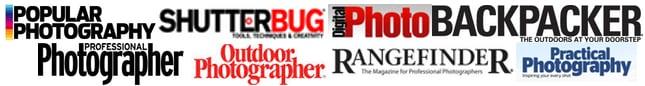 CamRanger media magazines