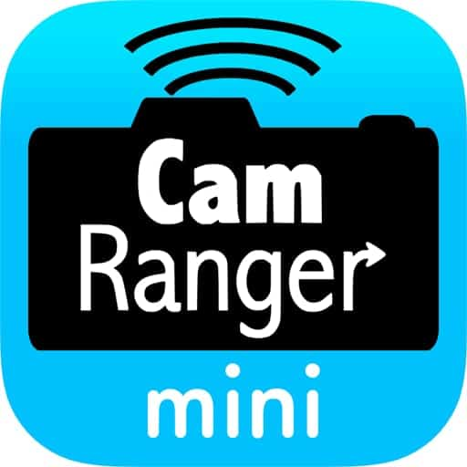 CamRanger mini Android iOS app icon
