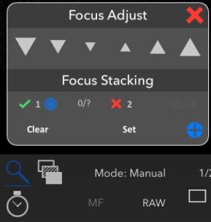 focus tab