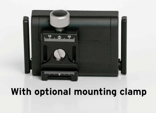 Optional Mounting Clamp
