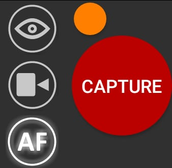 Android App Camera Controls