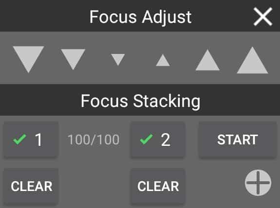 Android App Focus Tab