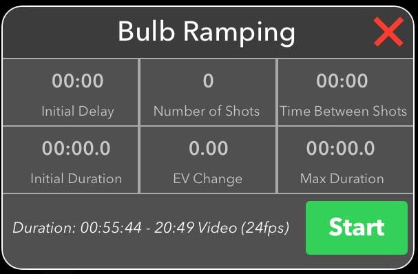 Bulb Ramping