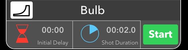 Automatic Bulb Shots