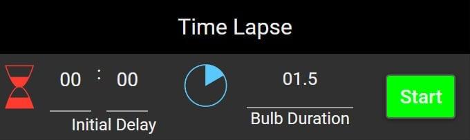 Windows Time Lap Bulb