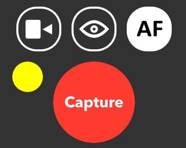 Mac App Camera Controls