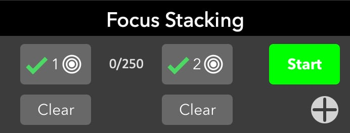 Mac App Focus Stack