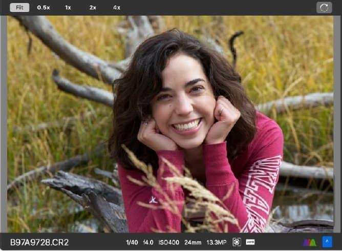 mac image view