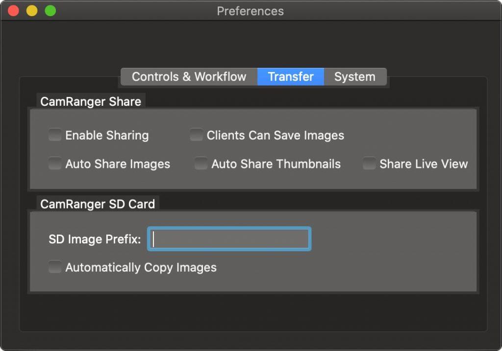 Mac App Preferences Transfer