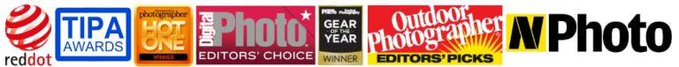 CamRanger Awards Banner