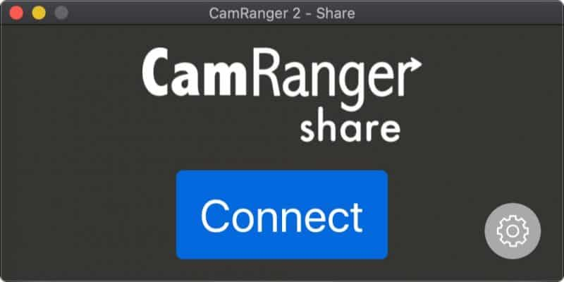 CamRanger Share Connect
