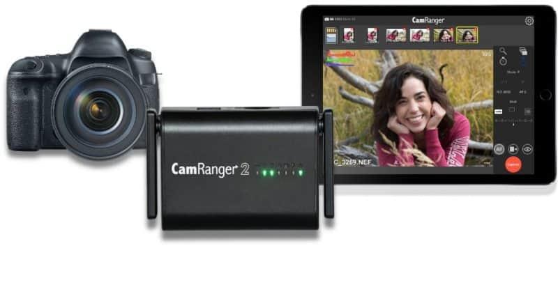 CamRanger2 Camera Control iPad Setup