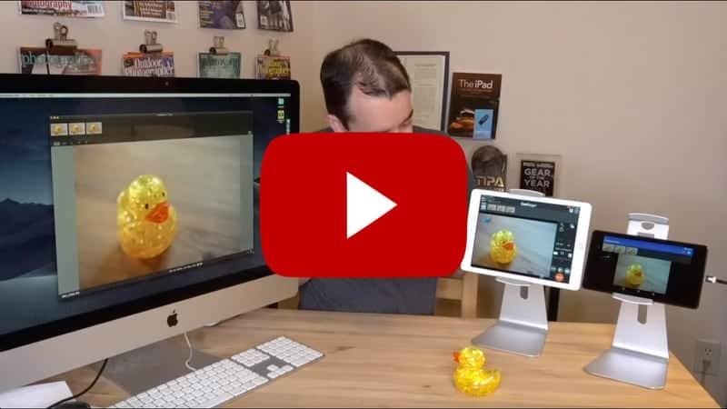 CamRanger Share Video