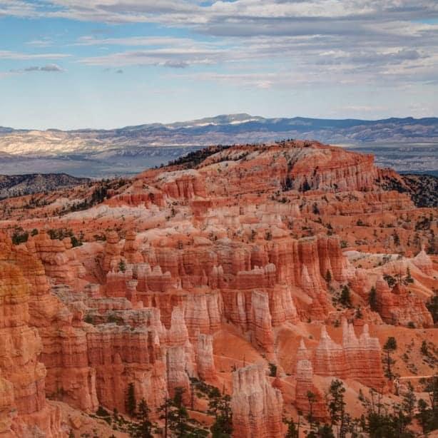 Bryce Canyon automatic HDR bracketing