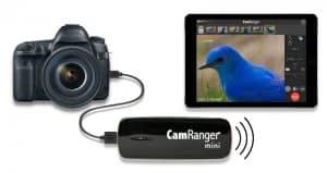 CamRanger mini iPad