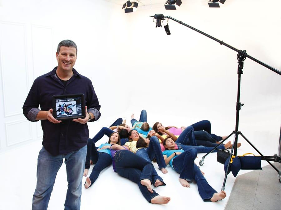 Gary Box Portrait Camera High