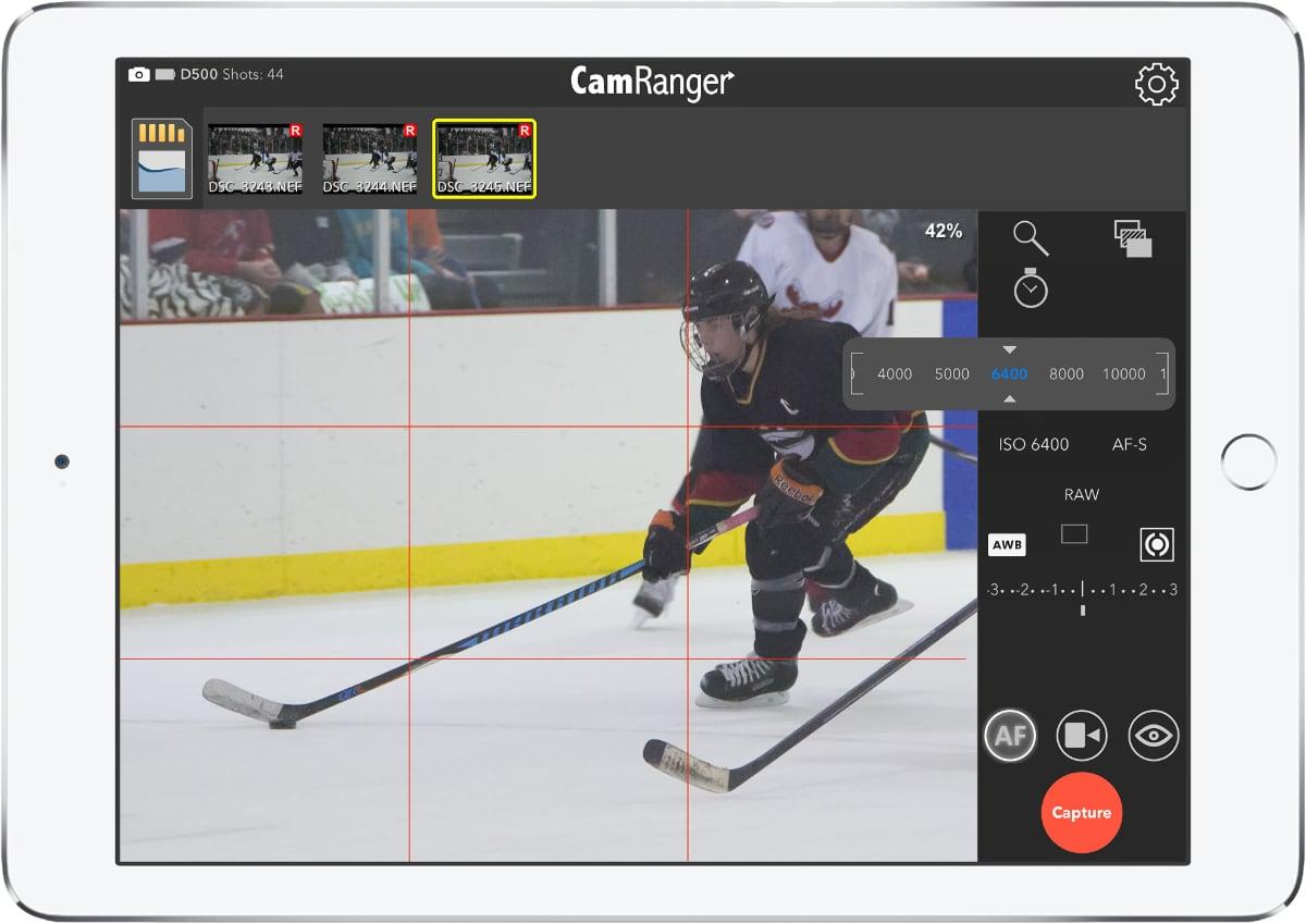 Hockey iPad