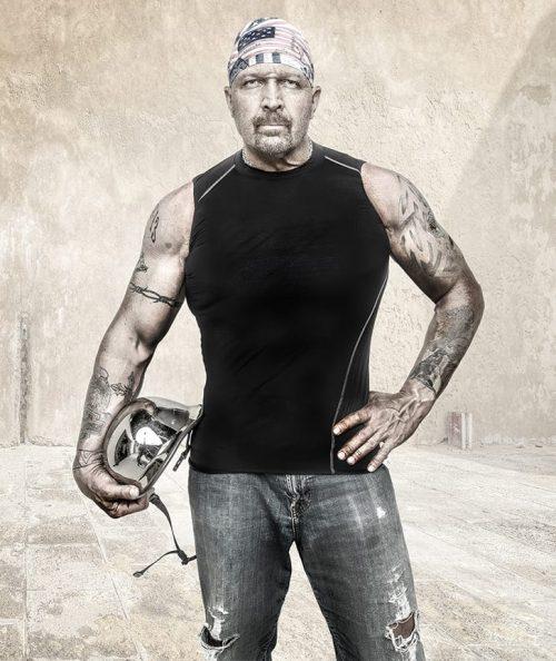 Joel Grimes ISO Bracketing Portrait