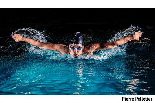 Action Swimmer